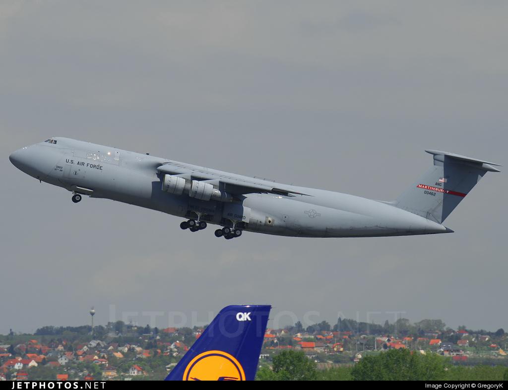 70-0462 - Lockheed C-5A Galaxy - United States - US Air Force (USAF)
