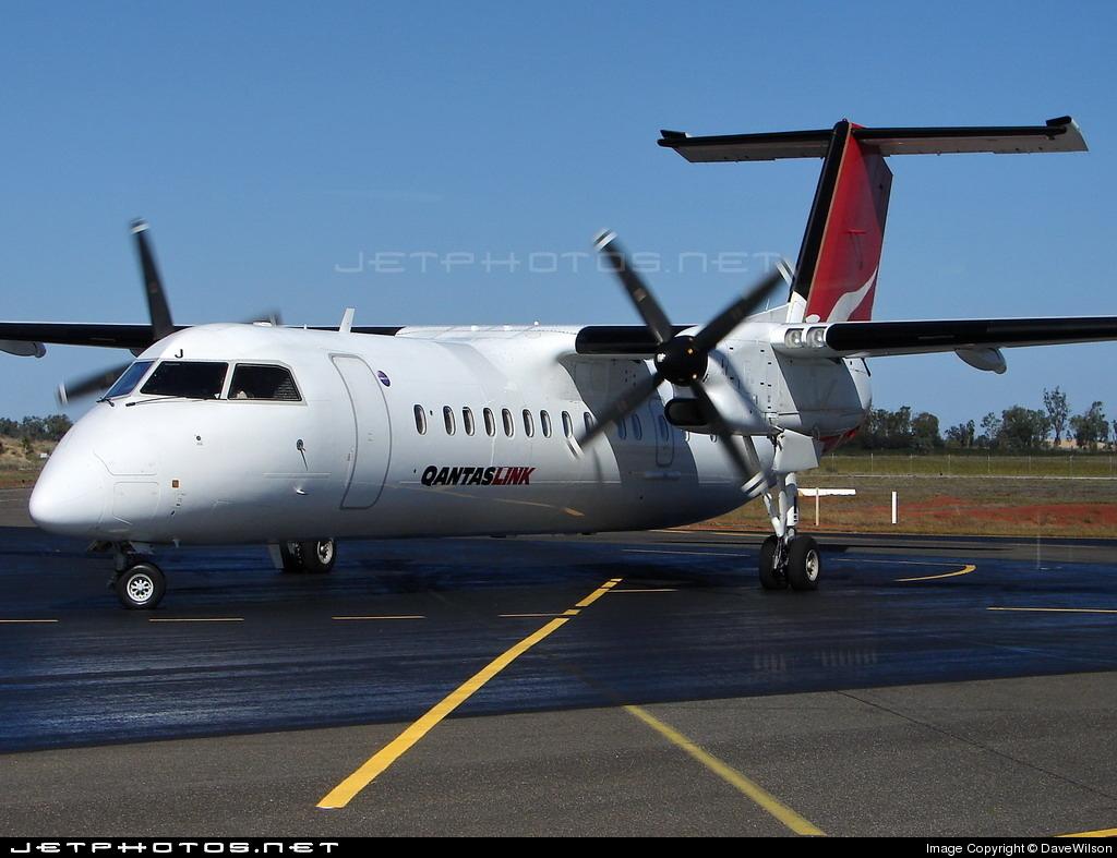 VH-SBJ - Bombardier Dash 8-Q315 - QantasLink (Sunstate Airlines)