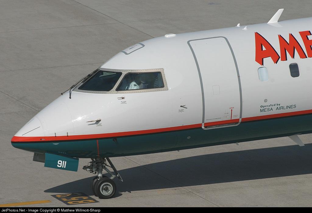 N911FJ - Bombardier CRJ-900ER - America West Express (Mesa Airlines)