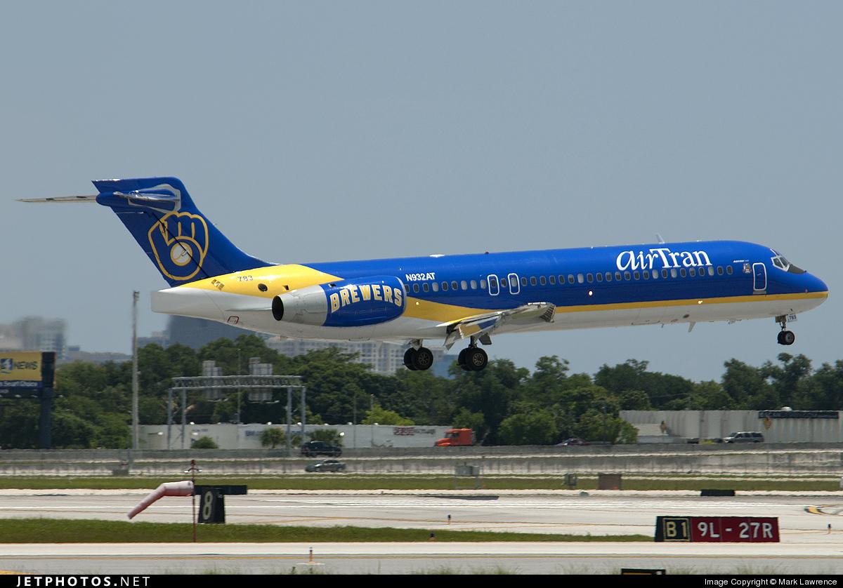 N932AT - Boeing 717-231 - airTran Airways