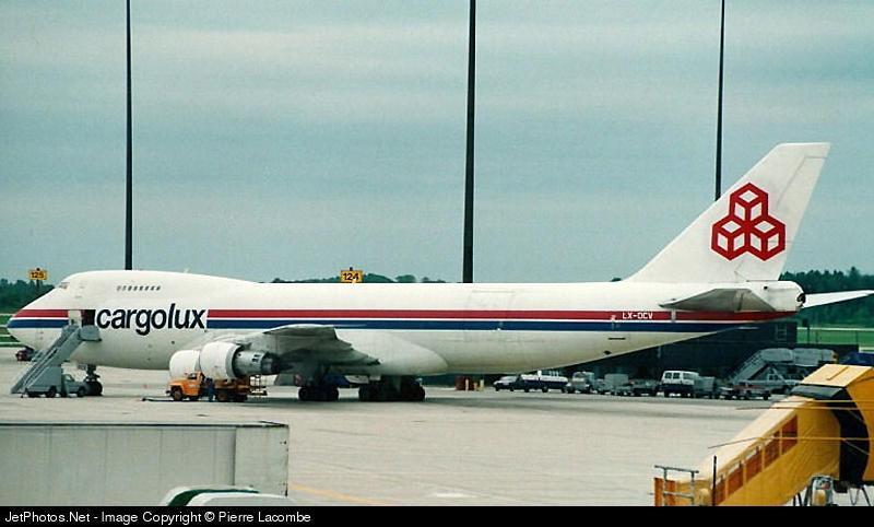 LX-DCV - Boeing 747-228F(SCD) - Cargolux Airlines International