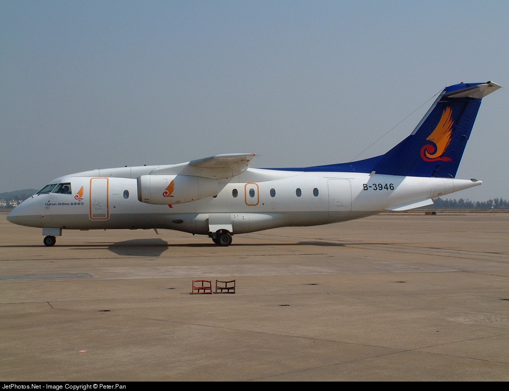 B-3946 - Dornier Do-328-300 Jet - Hainan Airlines
