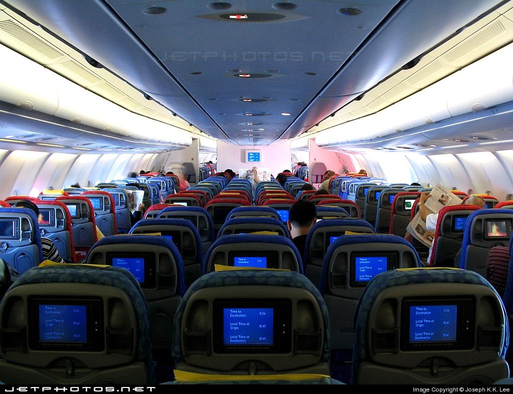 B-HWF - Airbus A330-343 - Dragonair