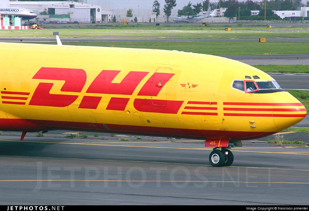 HP-1510DAE - Boeing 727-264(Adv)(F) - DHL Aero Expreso