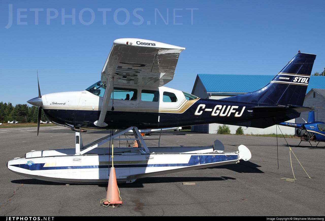 C-GUFJ - Cessna U206F Stationair 6 - Private