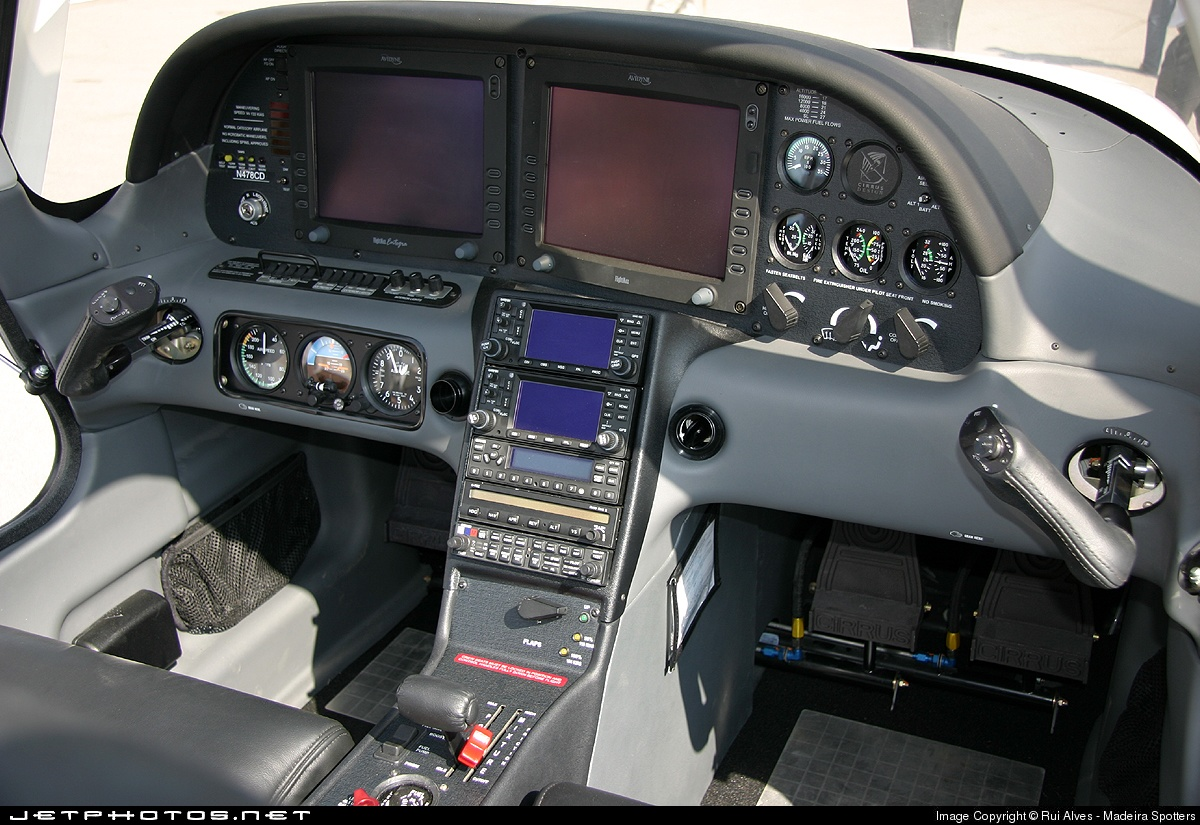 N478CD - Cirrus SR22-GTS - Cirrus Aviation