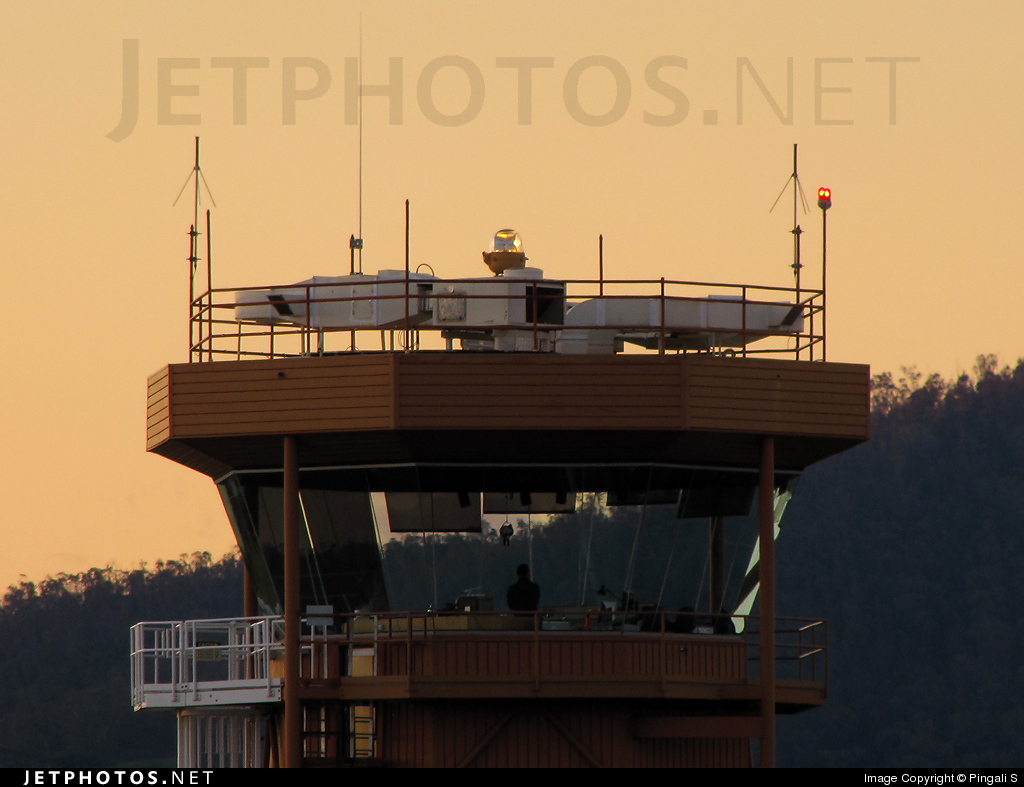 YMAY - Airport - Control Tower
