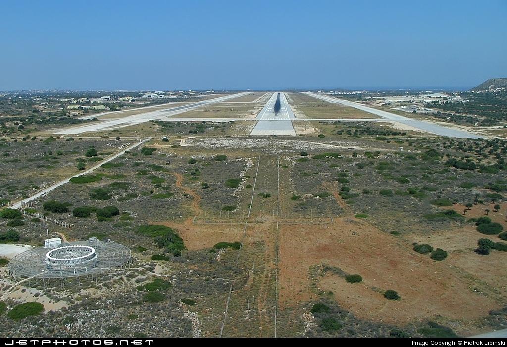 LGSA - Airport - Runway
