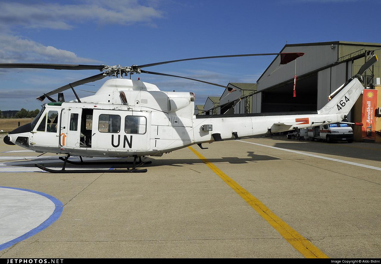 MM81355 - Agusta-Bell AB-412 - Italy - Army