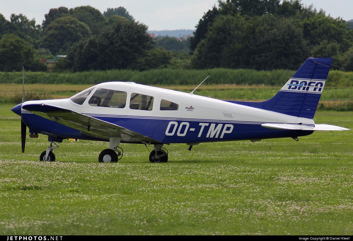 OO-TMP - Piper PA-28-161 Warrior III - Ben Air Flight Academy