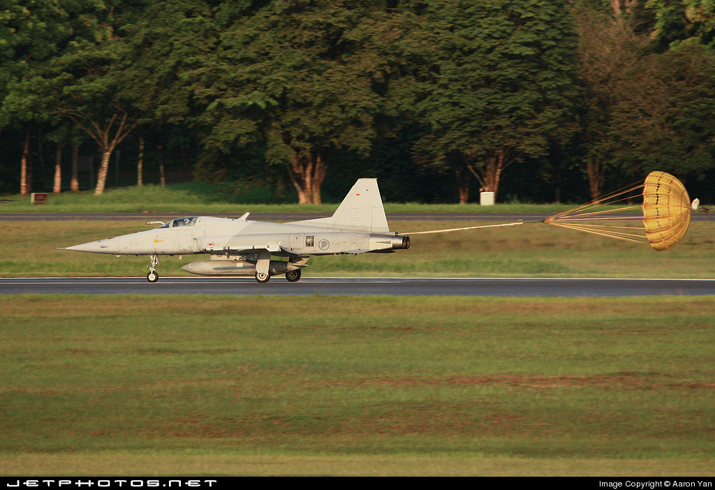 830 - Northrop F-5S Tiger II - Singapore - Air Force