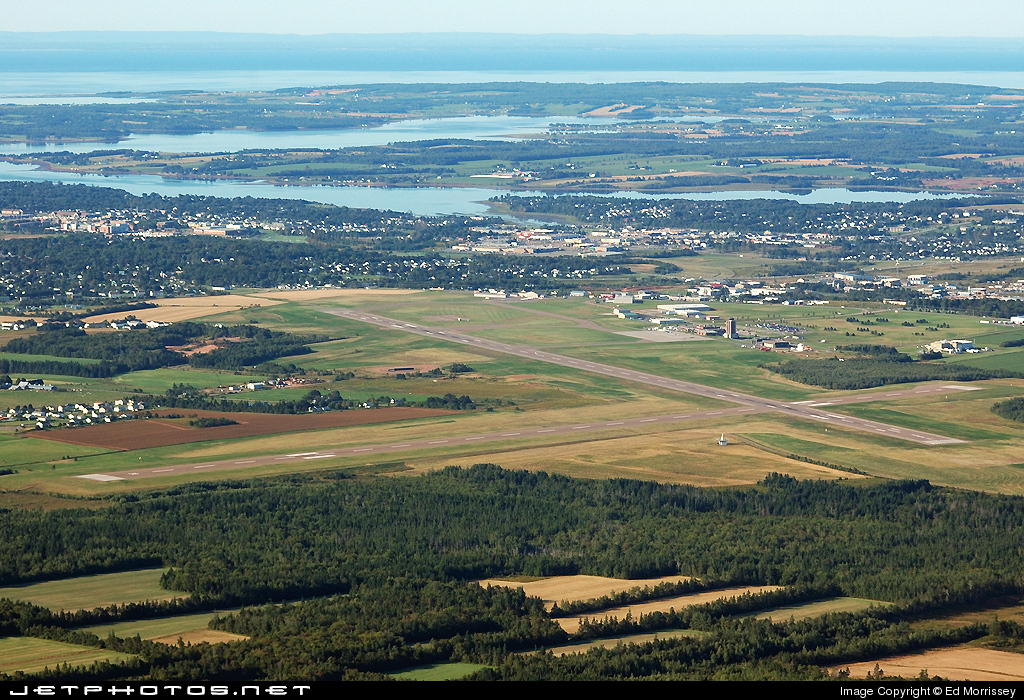 CYYG - Airport - Airport Overview