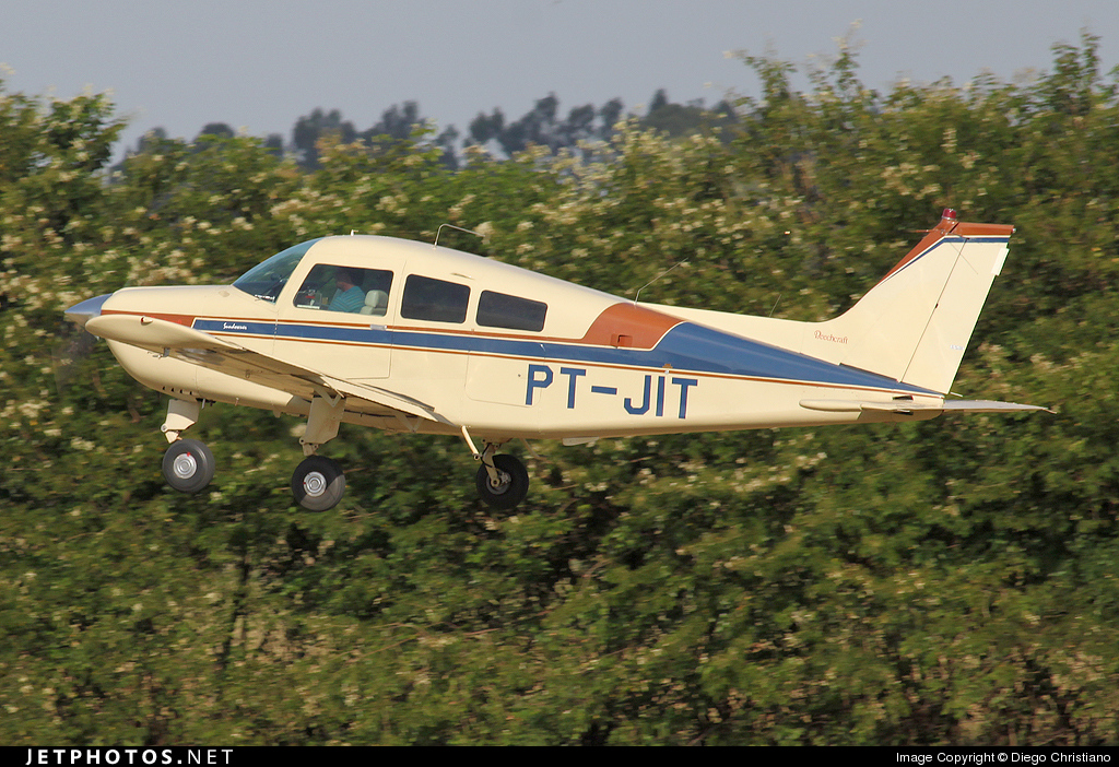 PT-JIT - Beechcraft C23 Sundowner - Private