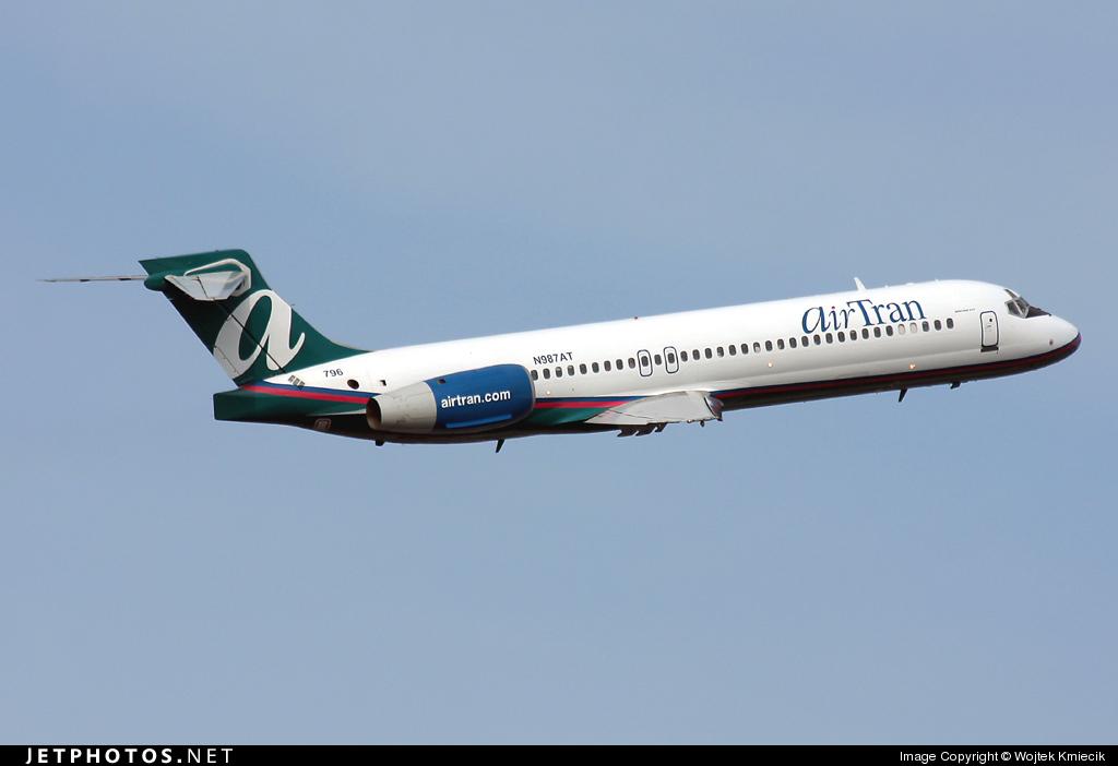 N987AT - Boeing 717-231 - airTran Airways