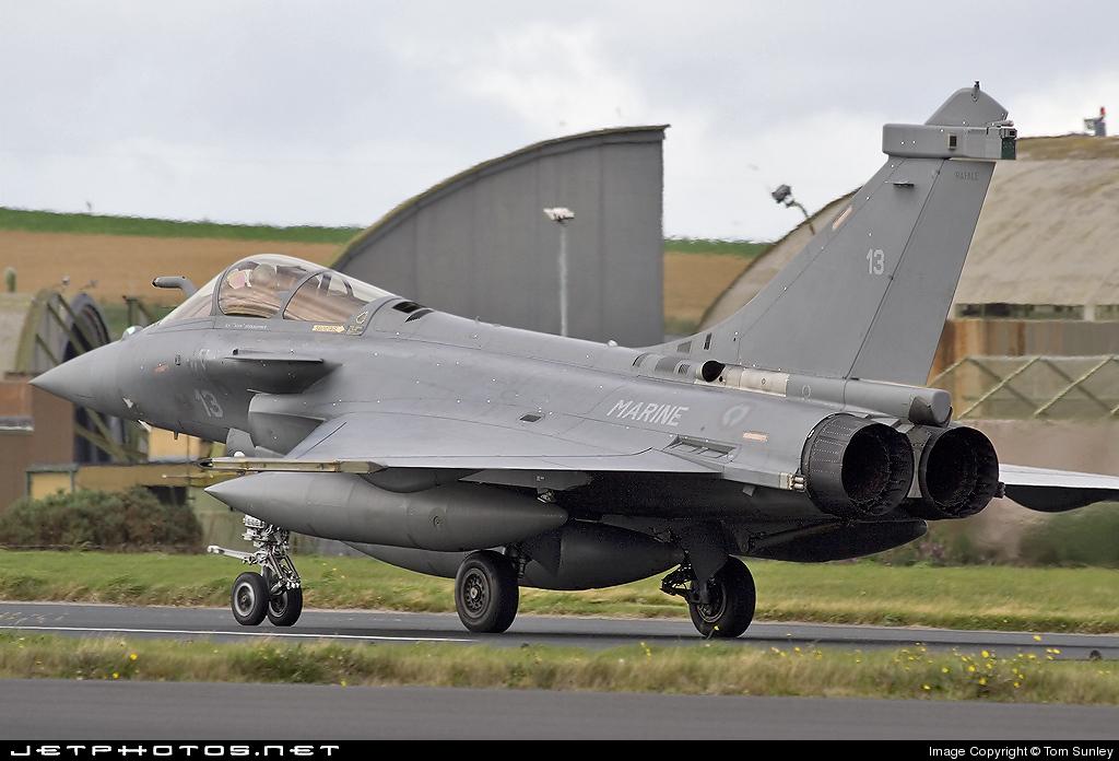 13 - Dassault Rafale M - France - Navy