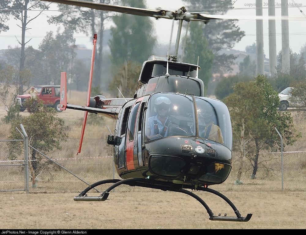VH-TCE - Bell 206L-1 LongRanger - Private