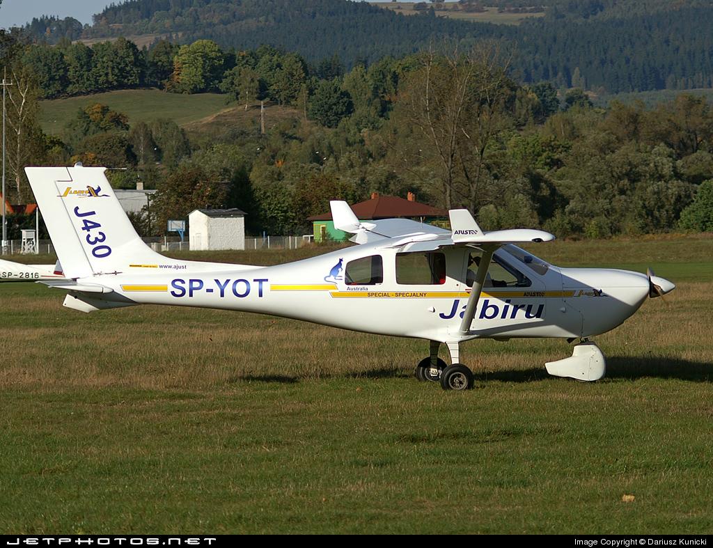 SP-YOT - Jabiru J430 - Private