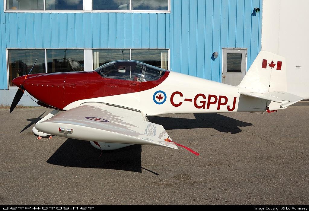 C-GPPJ - Vans RV-6A - Private