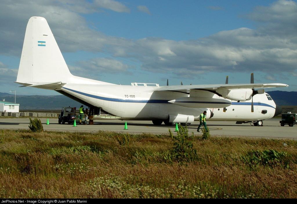 TC-100 | Lockheed L-100-30 Hercules | Argentina - Air Force | Juan ...