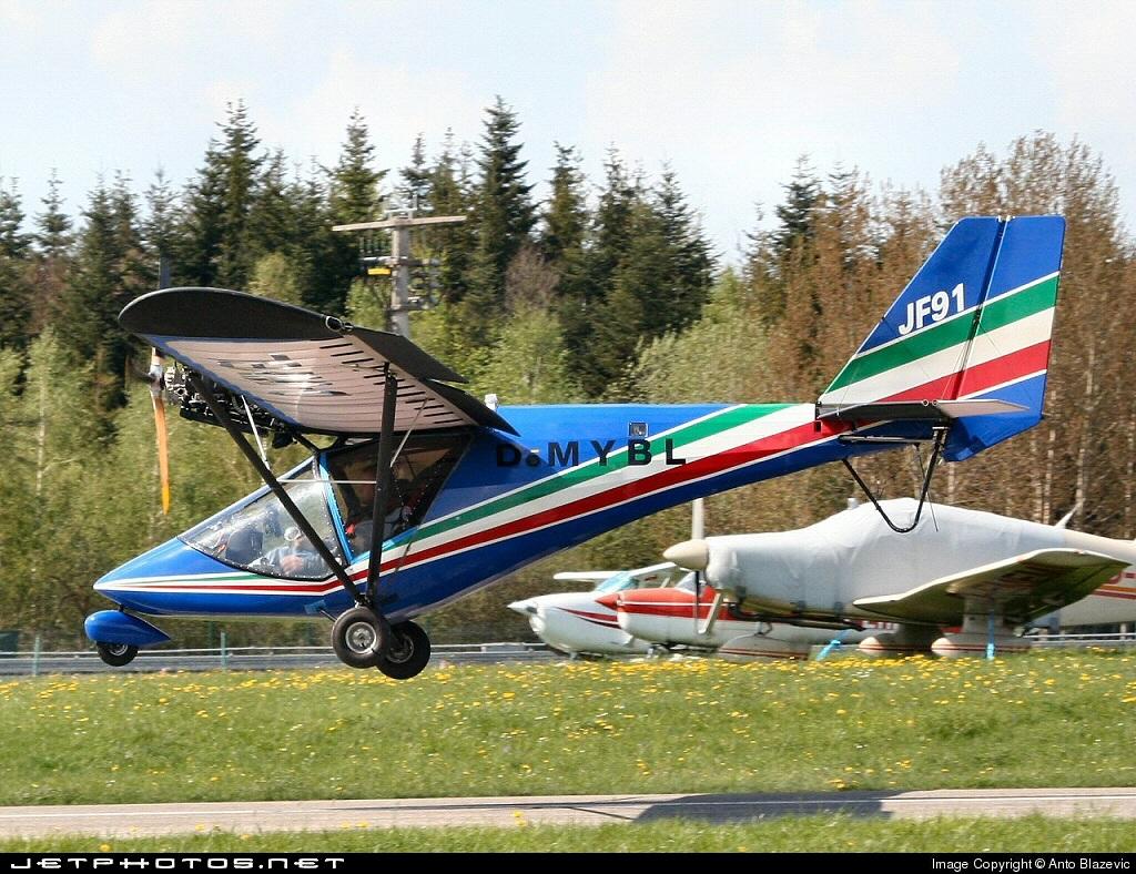 D-MYBL - Euroala Jet Fox 91 - Untitled