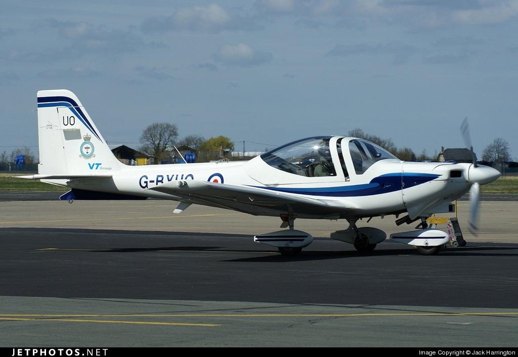 G-BYUO - Grob G115E Tutor - United Kingdom - Royal Air Force (RAF)