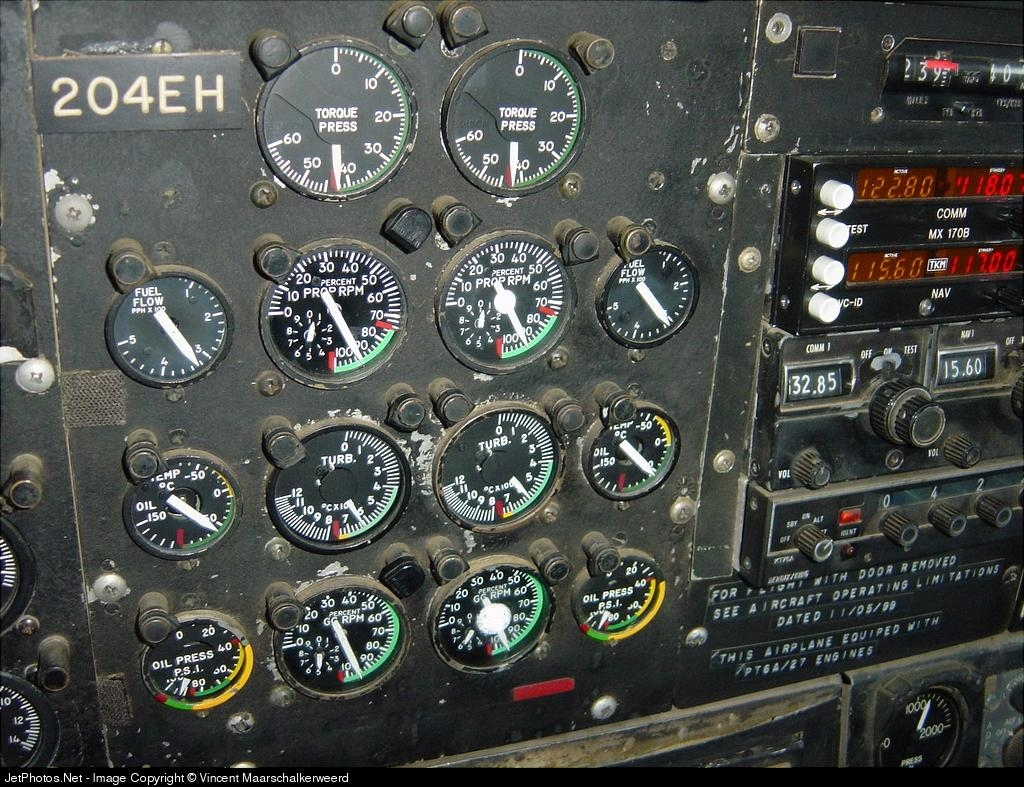 N204EH - De Havilland Canada DHC-6-200 Twin Otter - Era Aviation