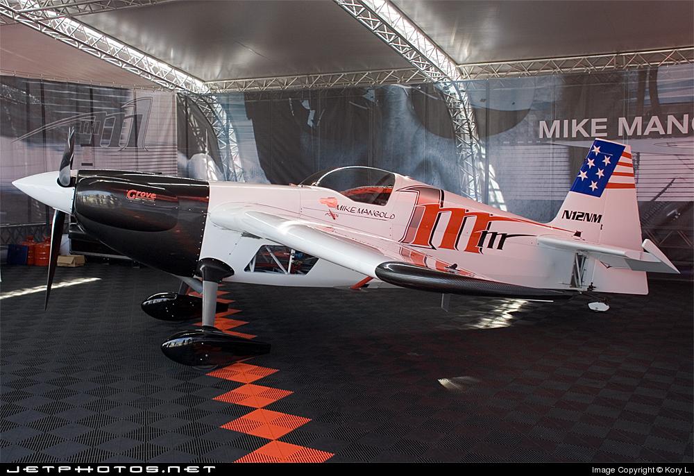 N12NM - Zivko Edge 540K - Private