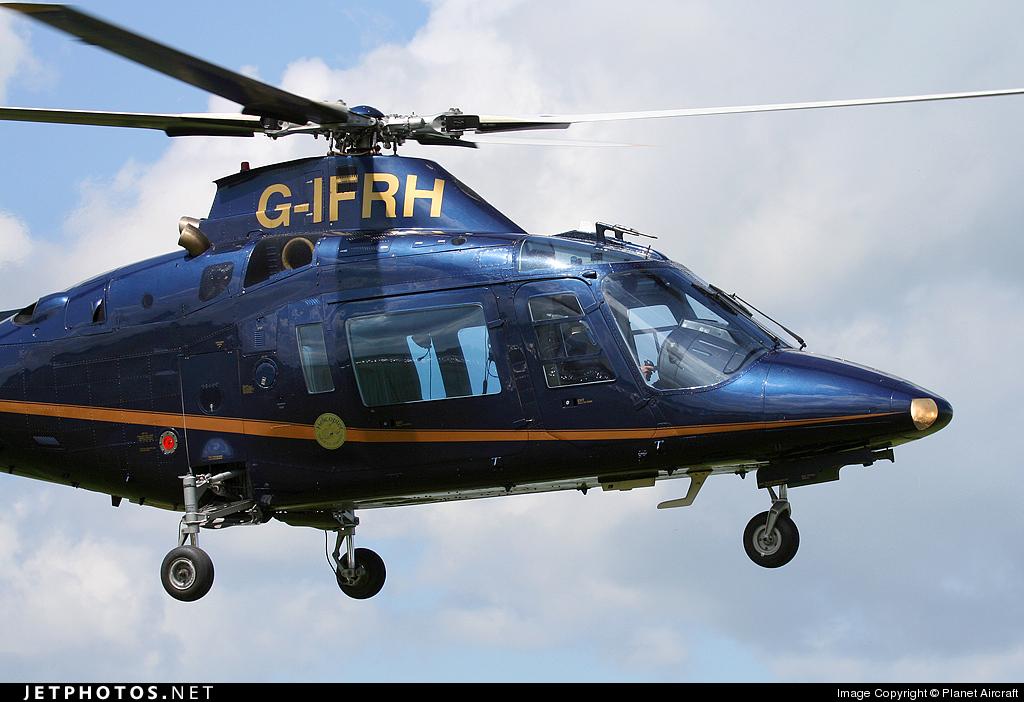G-IFRH - Agusta A109CM - Private