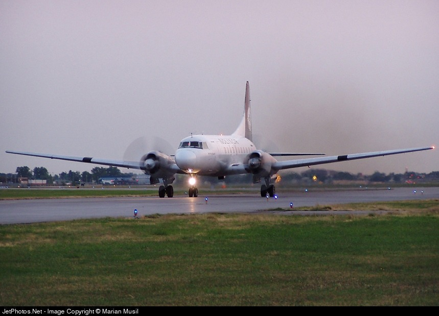 C-GRLQ - Convair CV-580 - Nolinor Aviation