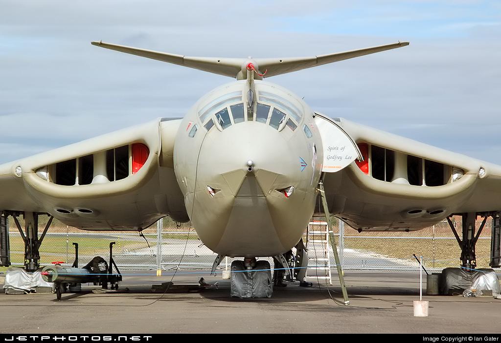 XL231 - Handley Page Victor K.2 - United Kingdom - Royal Air Force (RAF)