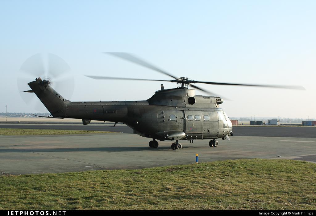 ZJ954 - Westland Puma HC.1 - United Kingdom - Royal Air Force (RAF)