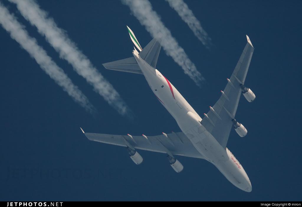 N408MC - Boeing 747-47UF(SCD) - Emirates SkyCargo (Atlas Air)