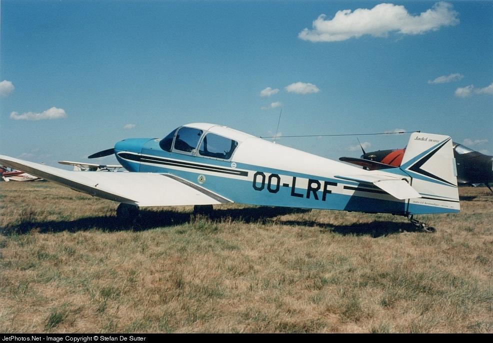OO-LRF - Jodel DR1051 Ambassadeur - Private