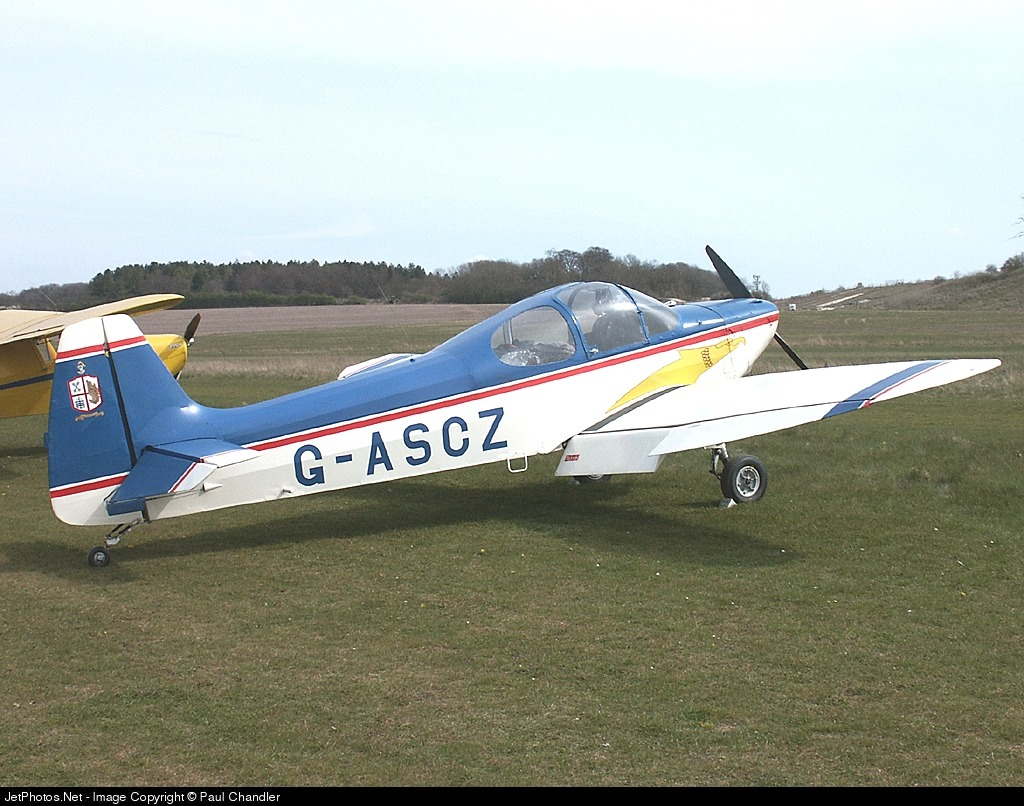 G-ASCZ - Piel CP301A Emeraude - Private