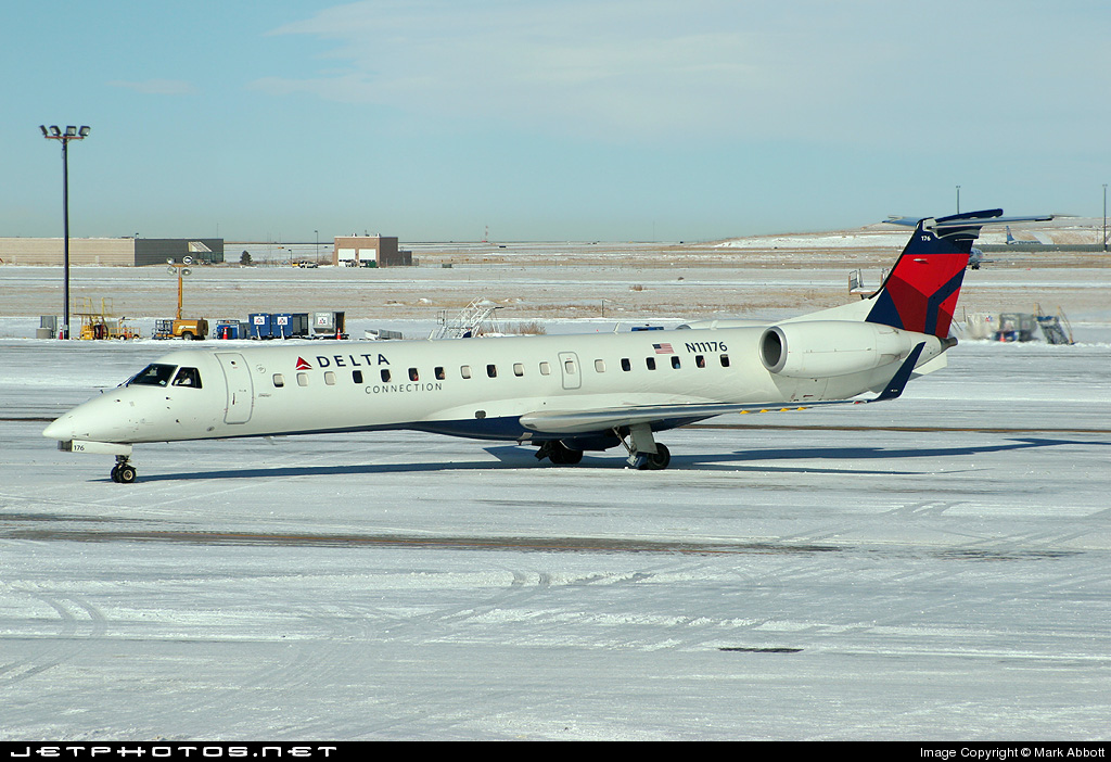 N11176 - Embraer ERJ-145XR - Delta Connection (ExpressJet Airlines)