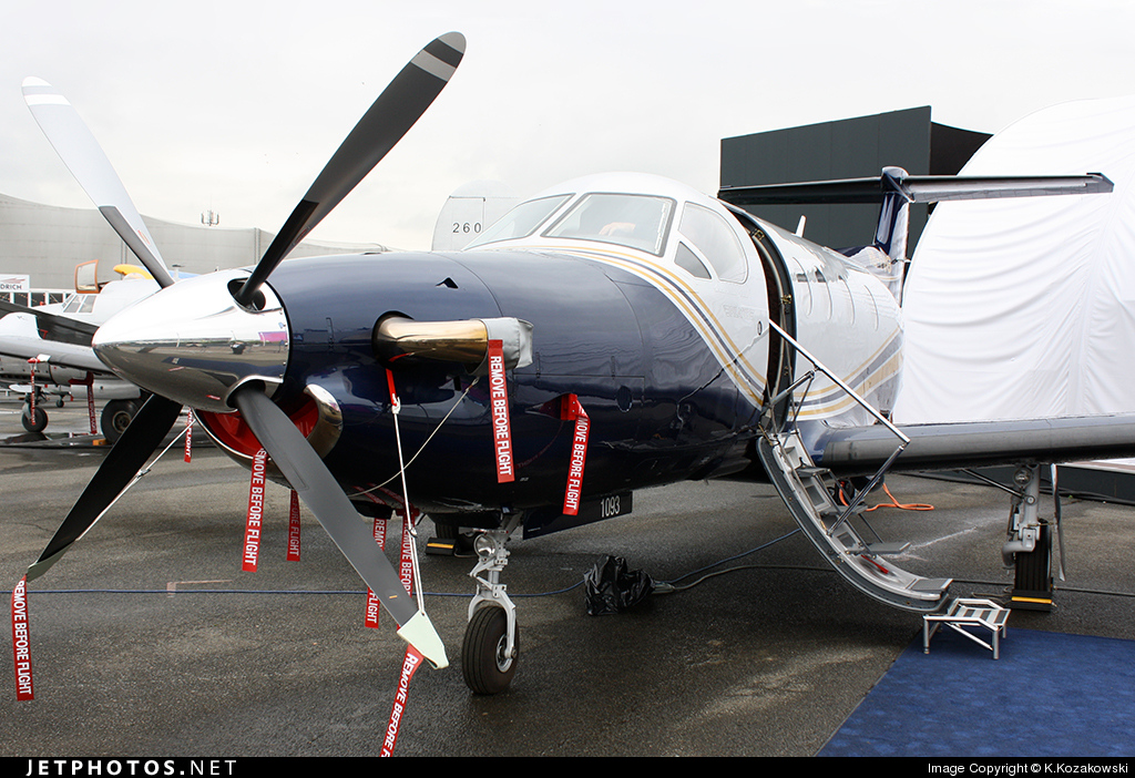 HB-FVG - Pilatus PC-12/47E - Pilatus Aircraft