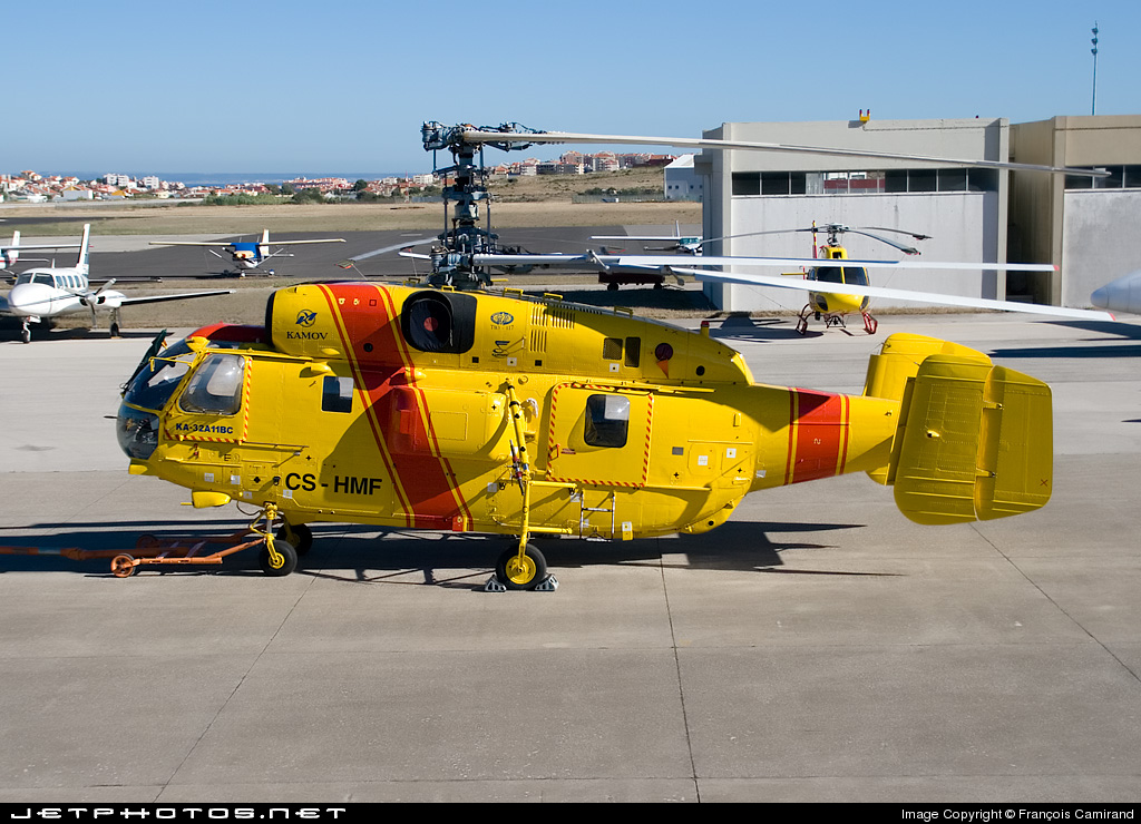 CS-HMF - Kamov Ka-32-11BC - EMA - Empresa de Meios Aéreos
