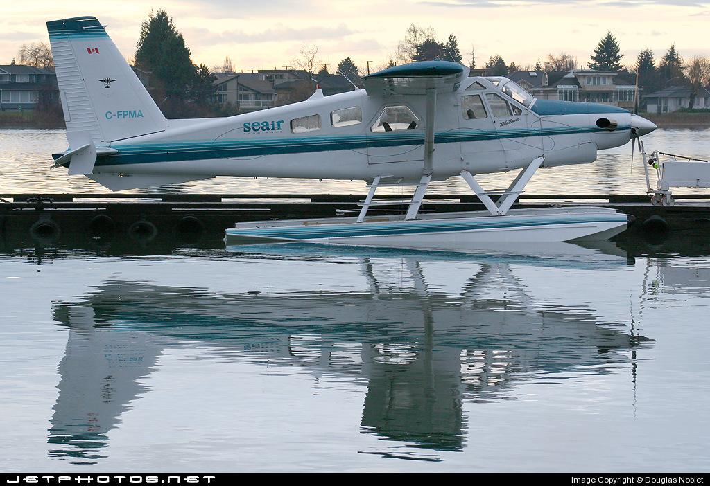 C-FPMA - De Havilland Canada DHC-2 Mk.III Turbo-Beaver - Seair Seaplanes