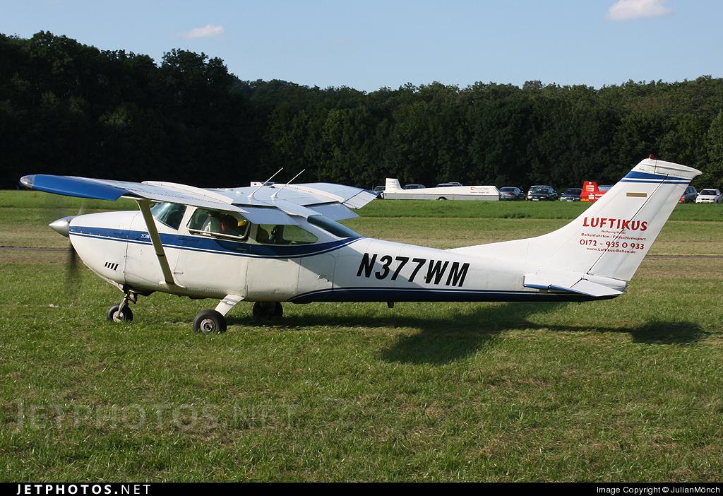 N377WM - Cessna 182N Skylane - Luftikus