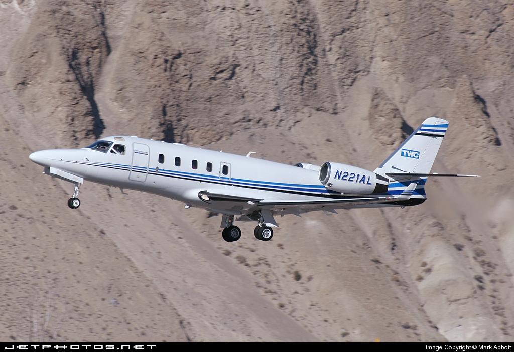 N221AL - Gulfstream G100 - Private