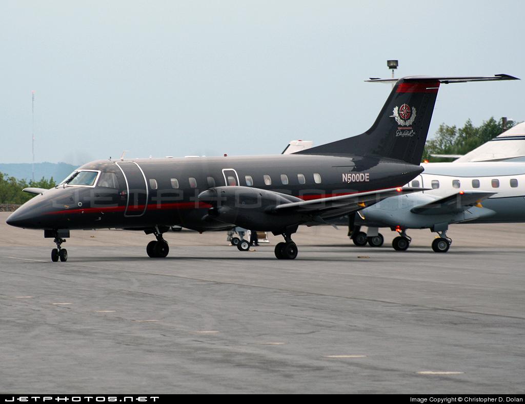 N500DE - Embraer EMB-120ER Brasília - Champion Air