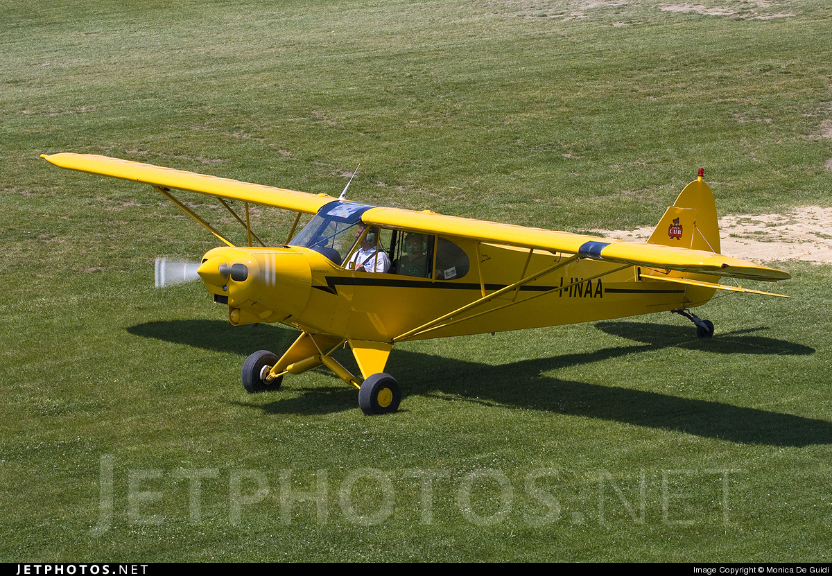 I-INAA - Piper PA-18-150 Super Cub - Private