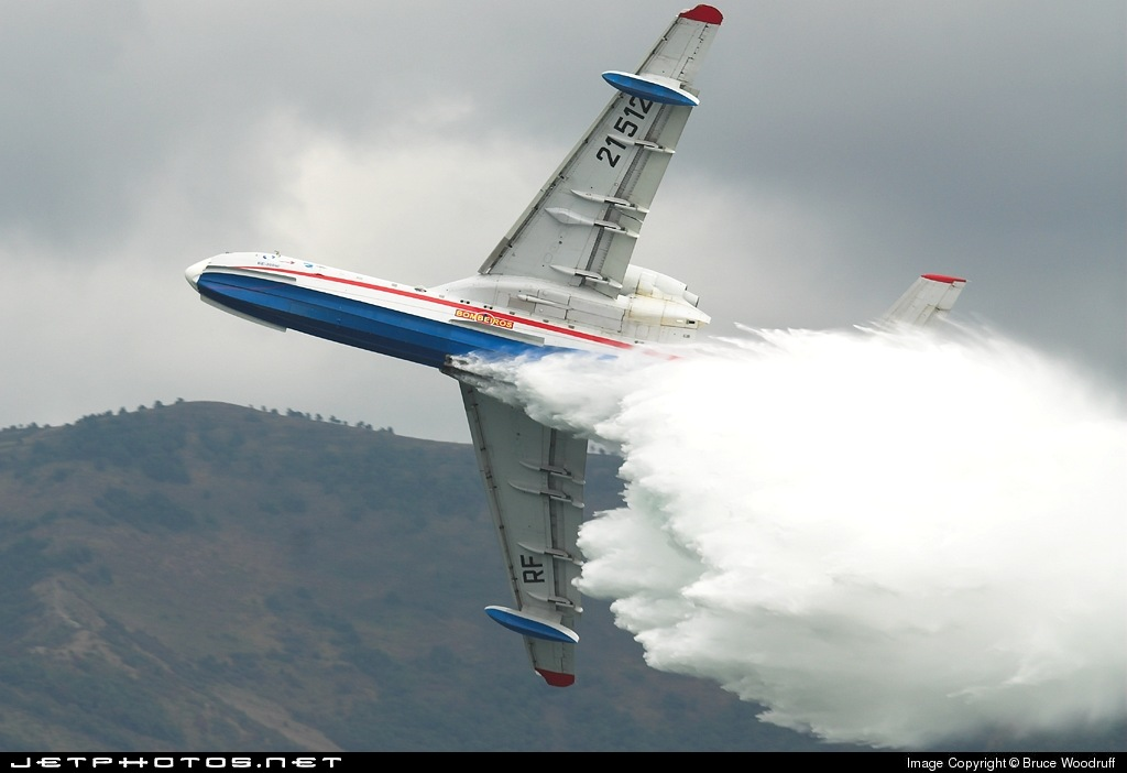 RF-21512 - Beriev Be-200ChS - Russia - Ministry for Emergency Situations (MChS)