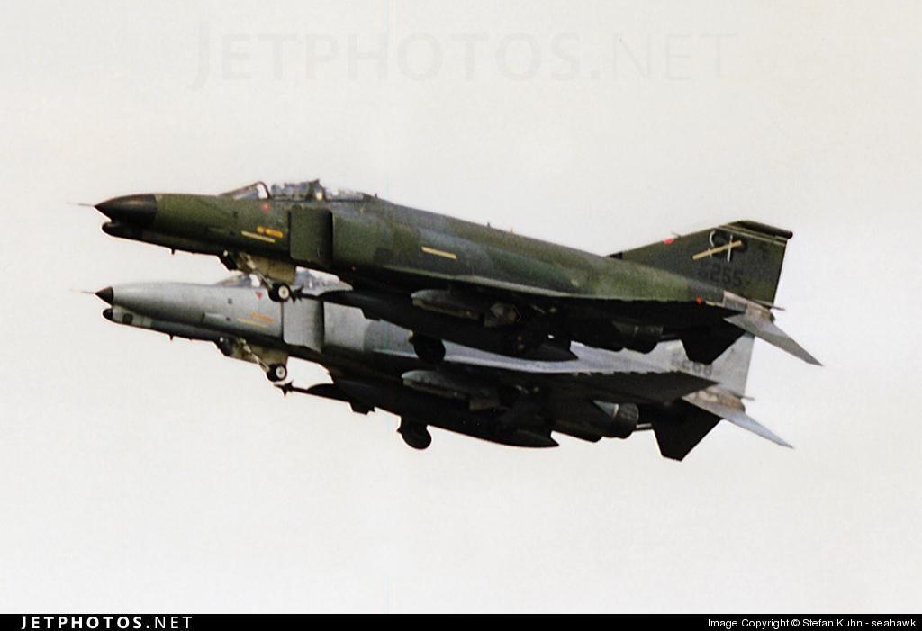 69-0255 - McDonnell Douglas F-4G Phantom II - United States - US Air Force (USAF)