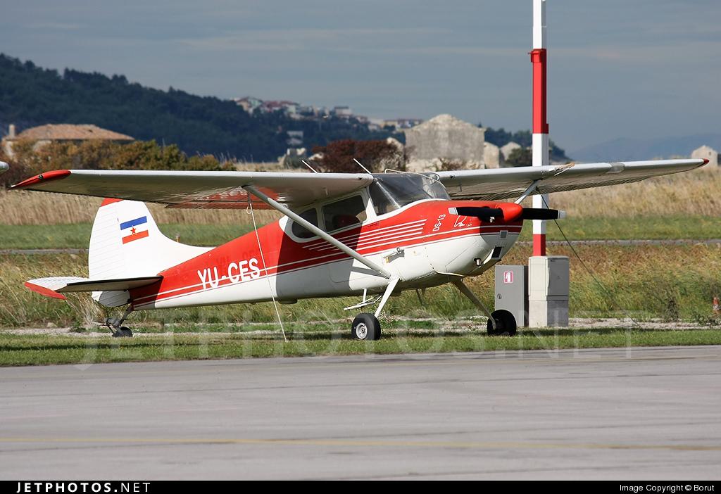 YU-CES - Cessna 170B - Private