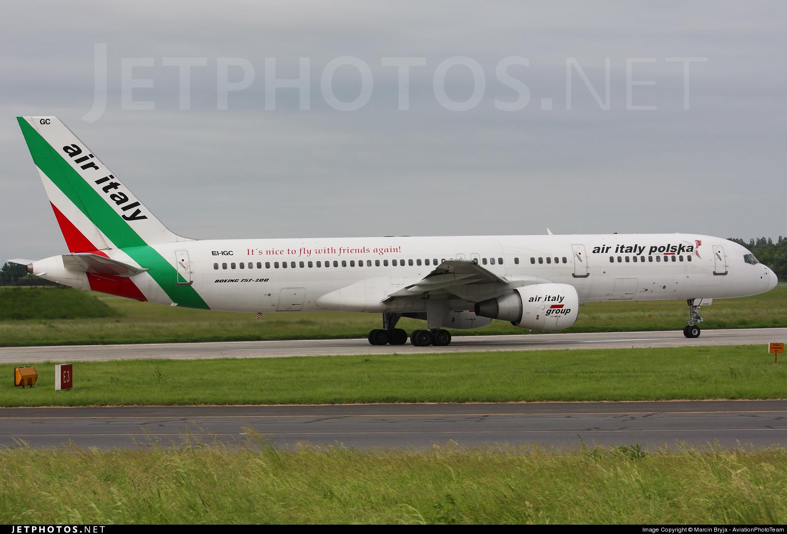 EI-IGC - Boeing 757-230 - Air Italy Polska