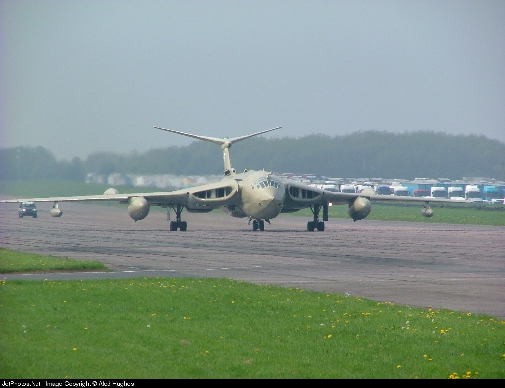 XM715 - Handley Page Victor K.2 - British Aviation Heritage Museum