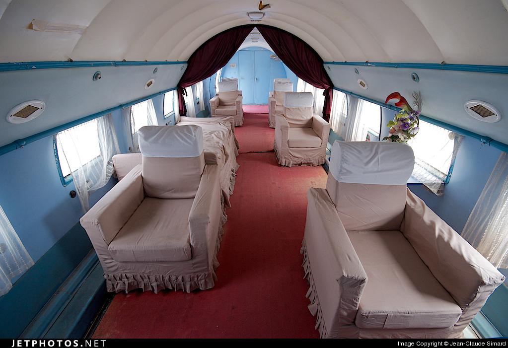 652 - Ilyushin IL-14 - Civil Aviation Administration of China (CAAC)