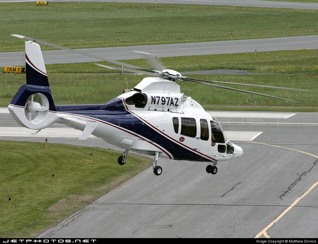 N797AZ - Eurocopter EC 155B1 - Private