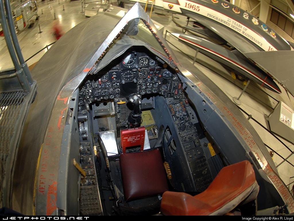 61-7981 - Lockheed SR-71 Blackbird - United States - US Air Force (USAF)
